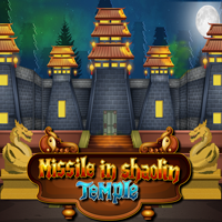 Missile In Shaolin Temple