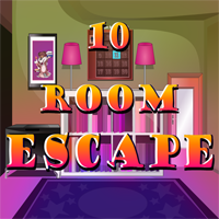 10 Room Escape