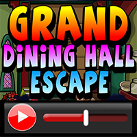 Grand Dining Hall Escape