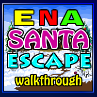 Ena Santa Escape Walkthro…