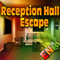 Reception Hall Escape Wal…
