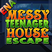 Messy Teenager House Esca…