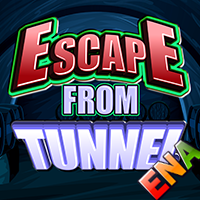 Escape From Tunnel Walkth…