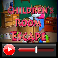 Children Room Escape Walk…