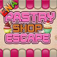 Pastry Shop Escape Walkth…