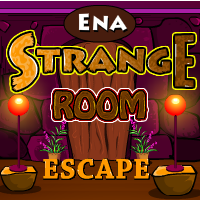 Strange Room Escape