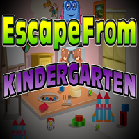 Escape From Kinder Garten