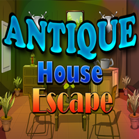 Ena Antique House Escape