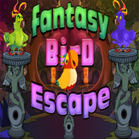 Fantasy Bird Escape
