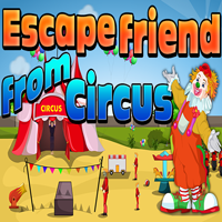 Escape Friend From Circus