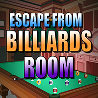Escape From Billiards Roo…