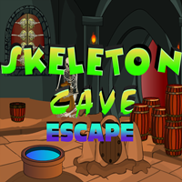 Skeleton Cave Escape