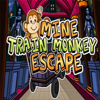 Mine Train Monkey Escape