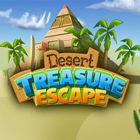 Desert Treasure Escape