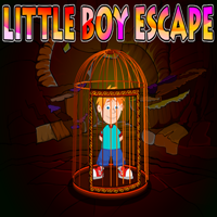 Little Boy Escape