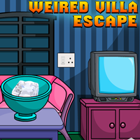 Weired Villa Escape