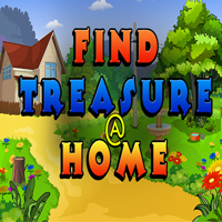 Find Treasure …