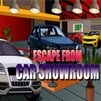 Escape From Car Showroom