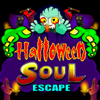 Halloween Soul Escape