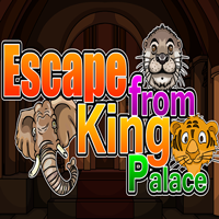 Ena Escape From King Pala…