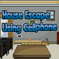 House Escape Using Cellph…