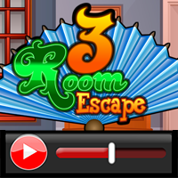 3 Room Escape Walkthrough