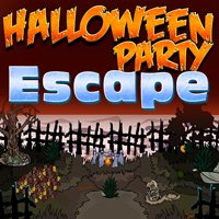 Ena Halloween Party Escap…