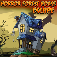 Horror Forest House Escap…