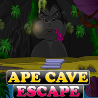 Ape Cave Escape