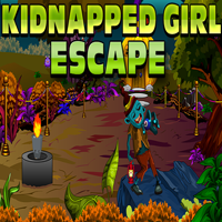 Kidnapped Girl Escape