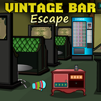 Vintage Bar Escape