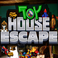 Toy House Escape