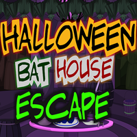Ena Halloween Bat House E…