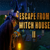 Escape From Witch House 2