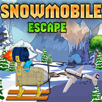 Snowmobile Escape