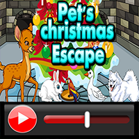 Pets Christmas Escape Wal…
