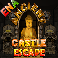 Ancient Castle Escape Wal…