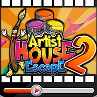Artist House Escape 2 Wal…
