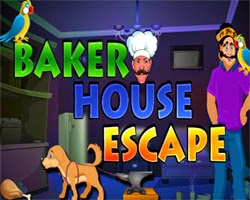 Ena Baker House Escape