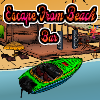 Beach Bar Escape