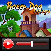 Boxer Dog Escape Walkthro…
