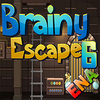 Brainy Escape 6 Walkthrou…