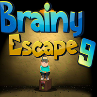 Brainy Escape 9 Walkthrou…