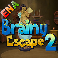 Brainy House Escape 2 Wal…