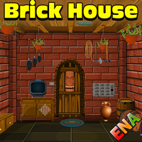 Ena Brick House Escape