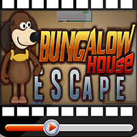 Bungalow House Escape Wal…