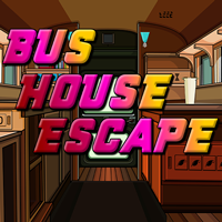 Bus House Escape Walkthro…