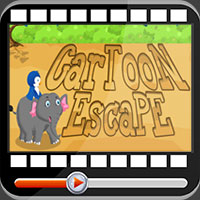 Cartoon Escape Walkthroug…