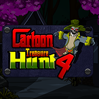 Cartoon Treasure Hunt 4