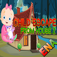 Child Escape From House 2…